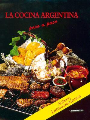 Cocina Argentina = Argentina Kitchen 9789583005923