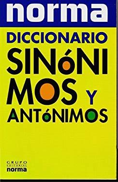 Diccionario Sinonimos y Antonimos 9789580489481