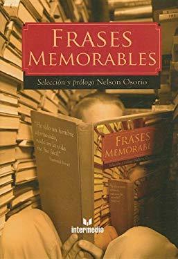 Frases Memorables 9789582810429