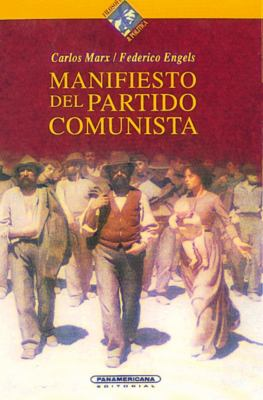 Manifiesto del Partido Comunista 9789583000973