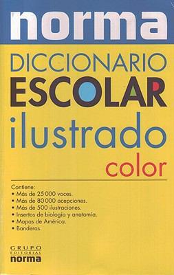 Norma Diccionario Escolar Ilustrado Color 9789580491057