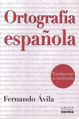 Ortografia Espaola 9789580475972