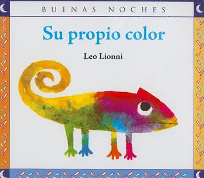 Su Propio Color = A Color of His Own 9789584504425