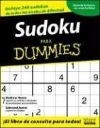 Sudoku Para Dummies = Sudoku for Dummies 9789580491293