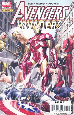 Avengers/Invaders, No. 2