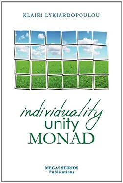 Individuality Unity Monad 9789607350473