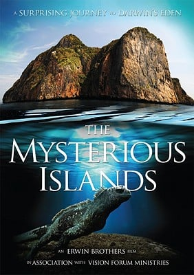 The Mysterious Islands: A Surprising Journey to Darwin's Eden