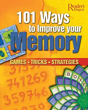 101 Ways to Improve Your Memory: Games, Tricks, Strategies 9789622583412