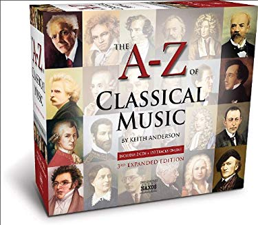 A-Z of Classical Music 9789626342107