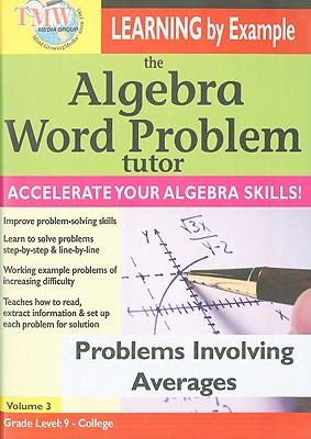 Problems Involving Averages