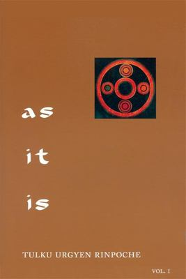 As It Is, Volume 1