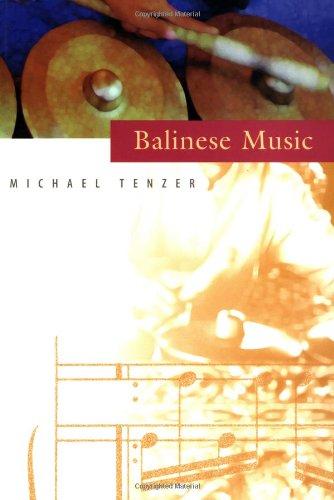 Balinese Music Balinese Music 9789625931692