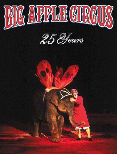 Big Apple Circus 25th Anniversary Book Dominique Jando