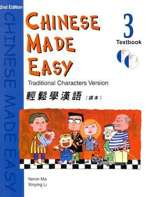 Chinese Made Easy Textbook 3, 2nd Edition 9789620425981