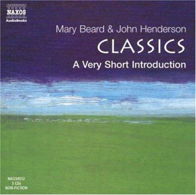 Classics: A Very Short Introduction 9789626343456