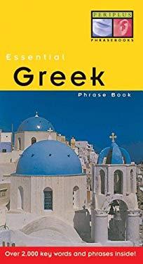 Essential Greek Phrase Book 9789625939285
