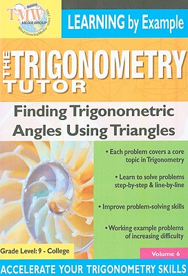 Finding Trigonometric Angles Using Triangles