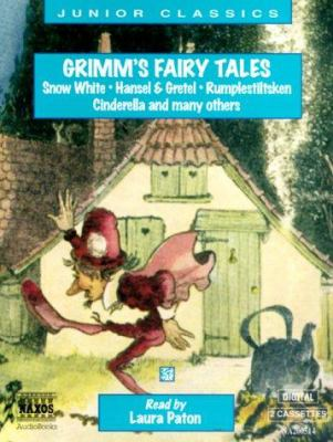 Grimm's Fairy Tales 9789626345054