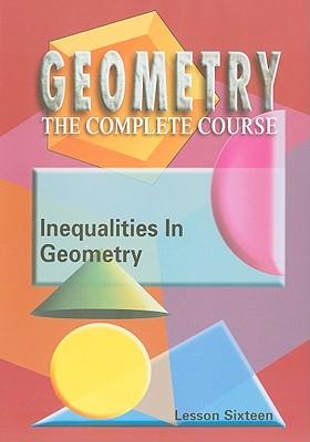 Inequalities in Geometry, Lesson Sixteen
