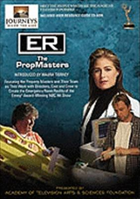 Journeys Below the Line - Er the Propmasters: Film Television & Video