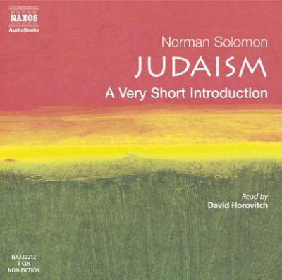 Judaism: A Very Short Introduction 9789626343227