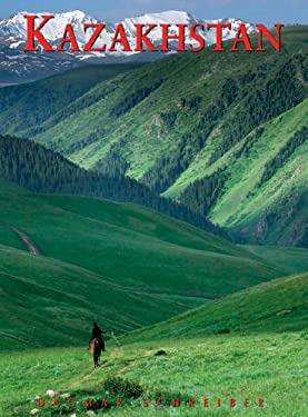 Kazakhstan: Nomadic Routes from Caspian to Altai 9789622177895