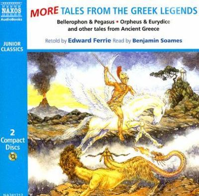 More Tales from the Greek Legends 9789626344125
