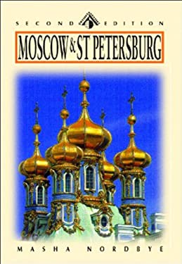 Moscow & St Petersburg: Russia's Heart and Soul 9789622177093