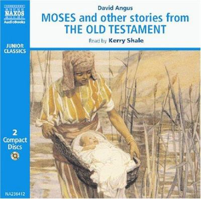 Moses and Other Stories from the Old Testament 9789626343678