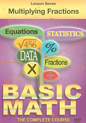 Multiplying Fractions, Lesson Seven