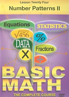 Number Patterns II, Lesson Twenty Four