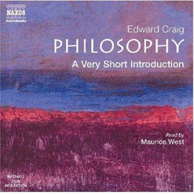 Philosophy: A Very Short Introduction 9789626343449