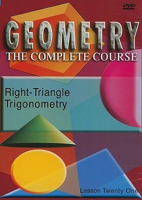 Right-Triangle Trigonometry, Lesson 21