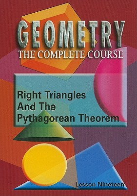 Right Triangles & the Pythagorean Theorem, Lesson 19