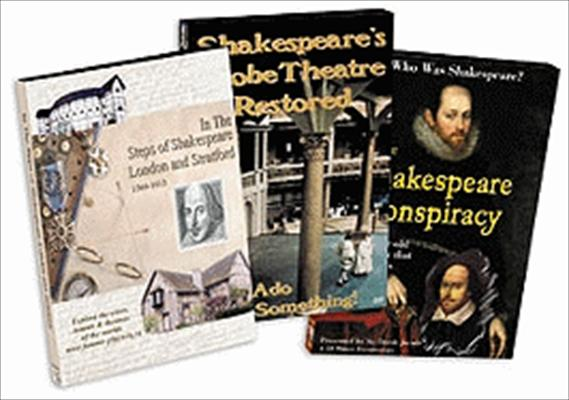 Shakespeare 3 Pack