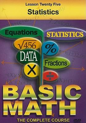 Statistics, Lesson 25