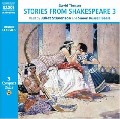 Stories from Shakespeare 3 9789626348734