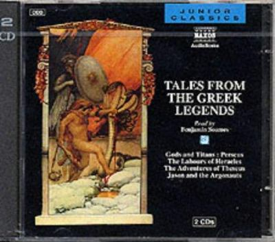 Tales from the Greek Legends 9789626340196