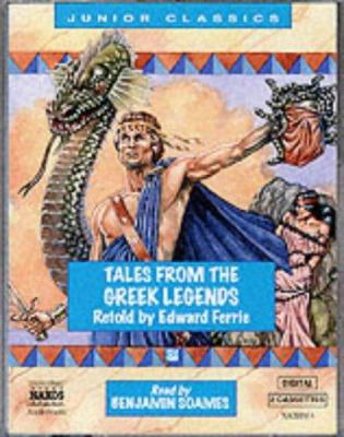 Tales from the Greek Legends 9789626345191