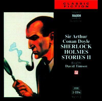 The Adventures of Sherlock Holmes: Volume Two; The Adventure of the Engineer's Thumb/Silver Blaze/The Scandal in Bohemia/The Five Orange Pips