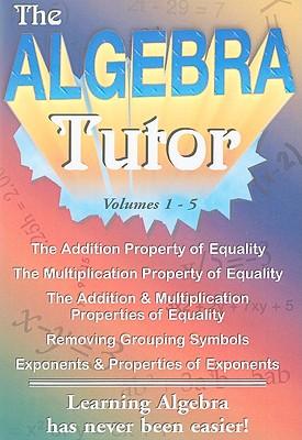 The Algebra Tutor, Volumes 1-5