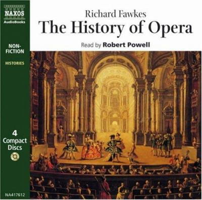 The History of Opera 9789626341766