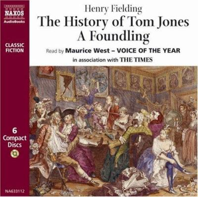 The History of Tom Jones: A Foundling 9789626343319