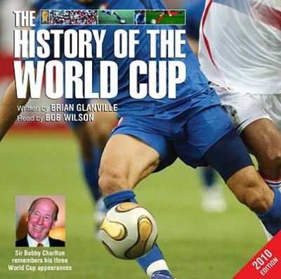 The History of the World Cup 9789626349304