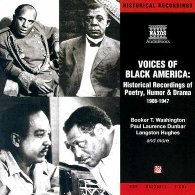 Voices of Black America: Historical Recordings of Speeches, Poetry, Humor & Drama 9789626342480