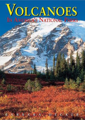 Volcanoes in America's National Parks 9789622176775