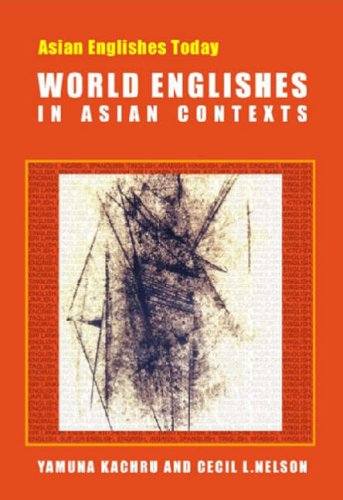 World Englishes in Asian Contexts 9789622097568