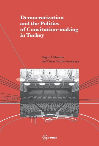 Democratization and the Politics of Constitution Making in Turkey 9789639776302