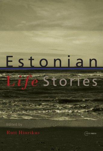 Estonian Life Stories 9789639776395