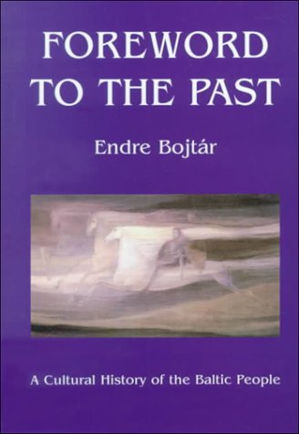 Foreword to the Past